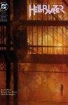 Обложка комикса Джон Константин: Посланник ада №16