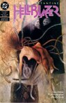 Обложка комикса Джон Константин: Посланник ада №21