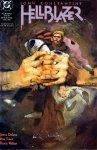 Обложка комикса Джон Константин: Посланник ада №28