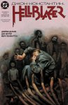 Обложка комикса Джон Константин: Посланник ада №33