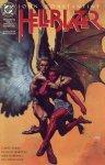 Обложка комикса Джон Константин: Посланник ада №60