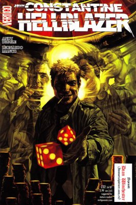 Серия комиксов Джон Константин: Посланник ада №232