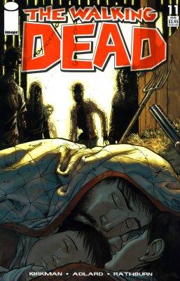 Серия комиксов Ходячие мертвецы №11