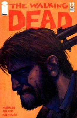 Серия комиксов Ходячие мертвецы №12