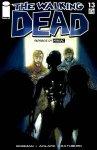 Обложка комикса Ходячие мертвецы №13