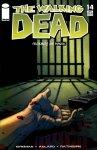 Обложка комикса Ходячие мертвецы №14