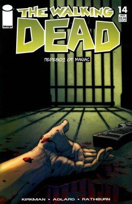 Серия комиксов Ходячие мертвецы №14