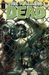 Обложка комикса Ходячие мертвецы №16