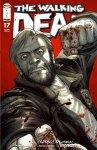 Обложка комикса Ходячие мертвецы №17