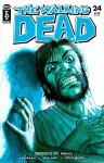 Обложка комикса Ходячие мертвецы №24