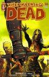 Обложка комикса Ходячие мертвецы №26