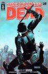 Обложка комикса Ходячие мертвецы №28