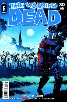 Серия комиксов Ходячие мертвецы №30