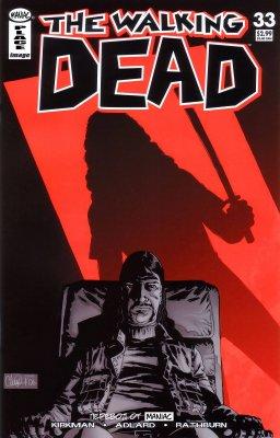 Серия комиксов Ходячие мертвецы №33