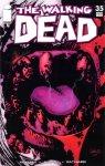 Обложка комикса Ходячие мертвецы №35