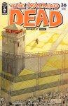Обложка комикса Ходячие мертвецы №36