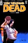 Обложка комикса Ходячие мертвецы №37