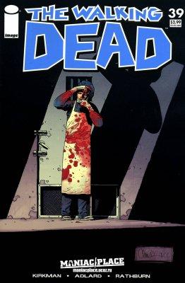 Серия комиксов Ходячие мертвецы №39