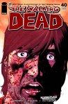 Обложка комикса Ходячие мертвецы №40