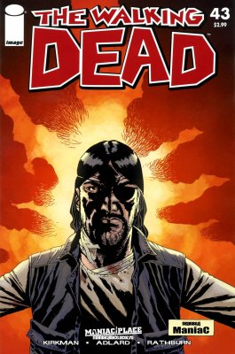 Серия комиксов Ходячие мертвецы №43