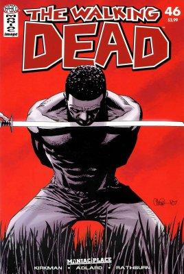 Серия комиксов Ходячие мертвецы №46