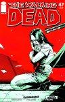 Обложка комикса Ходячие мертвецы №47