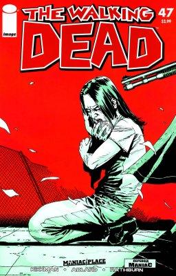 Серия комиксов Ходячие мертвецы №47