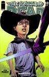 Обложка комикса Ходячие мертвецы №52