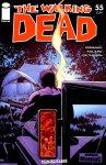 Обложка комикса Ходячие мертвецы №55