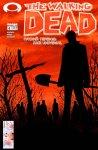Обложка комикса Ходячие мертвецы №6