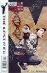 Обложка комикса Y: Последний мужчина №1