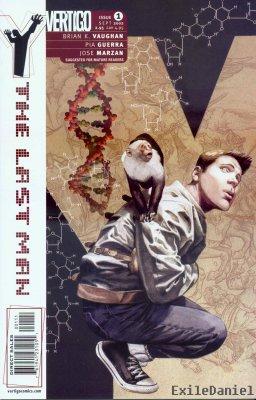 Серия комиксов Y: Последний мужчина