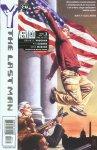Обложка комикса Y: Последний мужчина №3