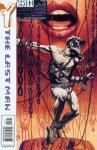 Обложка комикса Y: Последний мужчина №5