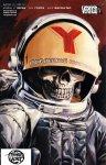 Обложка комикса Y: Последний мужчина №15