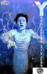 Обложка комикса Y: Последний мужчина №20
