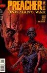 Обложка комикса Проповедник Спецвыпуск:  Его Война