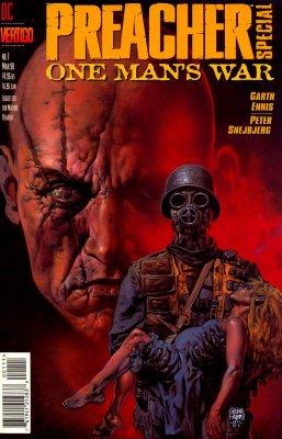Серия комиксов Проповедник Спецвыпуск:  Его Война