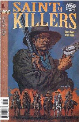 Серия комиксов Проповедник Спецвыпуск:  Покровитель Убийц