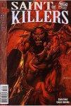 Обложка комикса Проповедник Спецвыпуск:  Покровитель Убийц №3