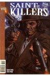 Обложка комикса Проповедник Спецвыпуск:  Покровитель Убийц №4