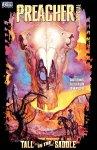 Обложка комикса Проповедник: В Седле