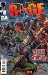 Обложка комикса Rage №2