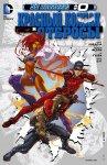 Обложка комикса Красный Колпак и Отбросы №0