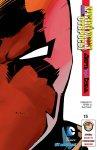 Обложка комикса Красный Колпак и Отбросы №15