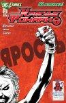 Обложка комикса Красные Фонари №2
