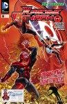Обложка комикса Красные Фонари №8