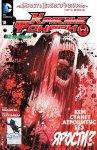 Обложка комикса Красные Фонари №18