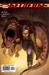 Обложка комикса Беглецы №14