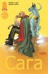 Обложка комикса Сага №4